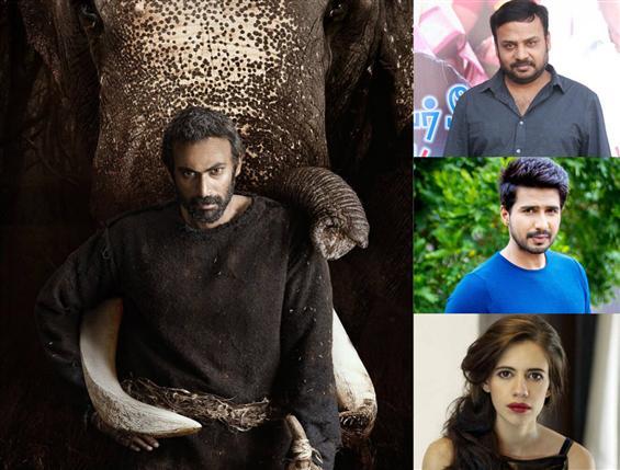 Prabhu Solomon's trilingual film lead cast and title revealed