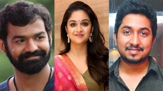 Pranav Mohanal, Keerthy Suresh to star in Vineeth ...