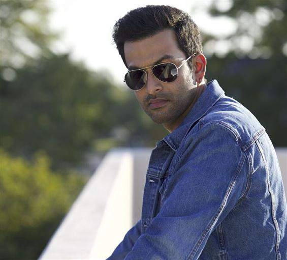 Prithviraj's Ranam Title track is a treat for the ears