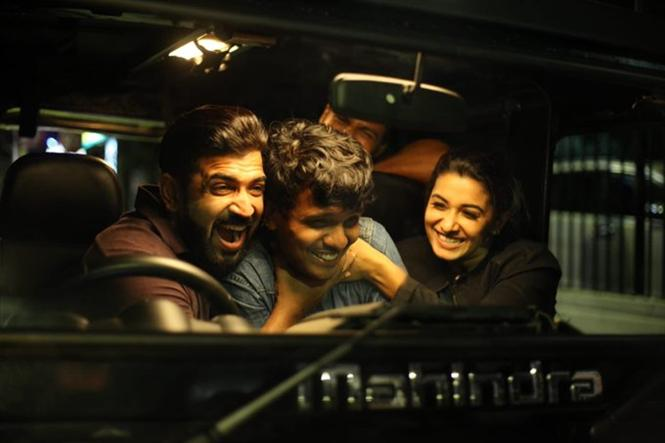 Priya Bhavani Shankar completes her shoot for Mafia