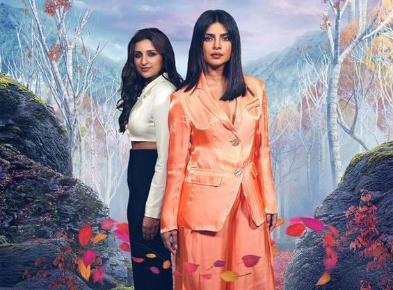 Priyanka Chopra and her cousin Parineeti team up f...