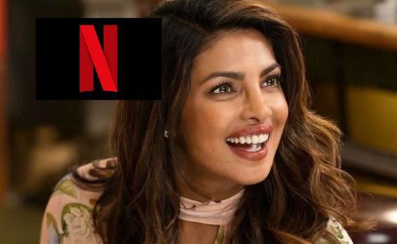 Priyanka Chopra onboard Netflix super-hero movie W...