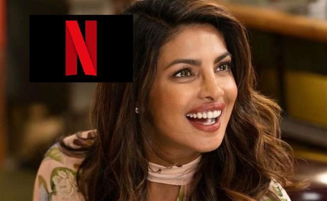 Priyanka Chopra onboard Netflix super-hero movie We Can be Heroes!
