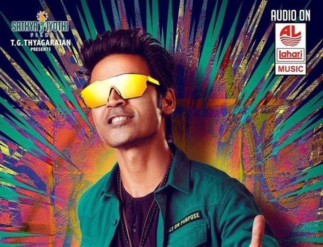 Producers announce new update on Dhanush's Pattas!