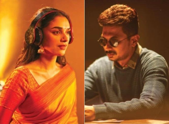 Psycho Movie stills ft. Udhayanidhi, Aditi Rao Hydari, Nithya Menen