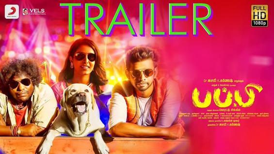 Puppy Trailer feat. Yogi Babu, Varun, Samyuktha Hegde