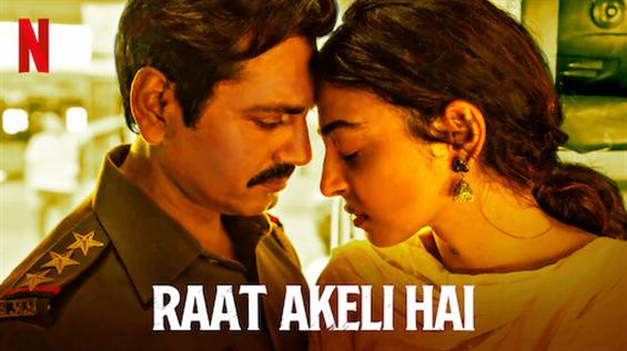 Raat Akeli Hai Review - A crime drama that works m...