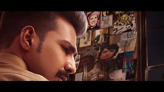 Raatchasan Motion Poster feat. Vishnu Vishal