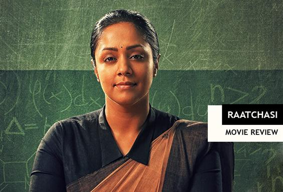 Raatchasi Review - Quite earnest with some heroine...