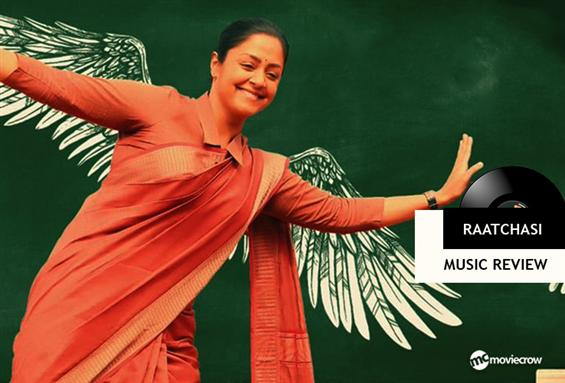 Raatchasi Songs - Music Review