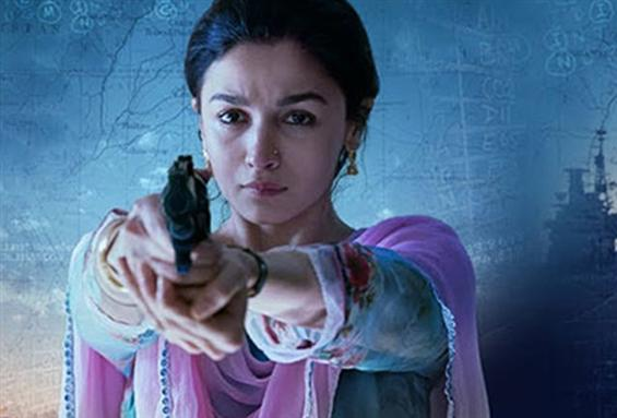 Raazi Review - When the Nation Calls