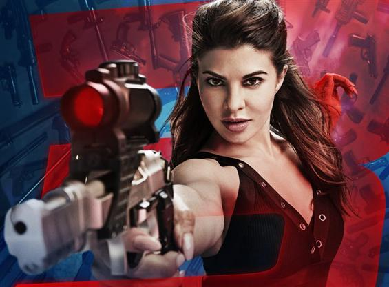 Race 3 new poster featuring Jacqueline Fernandez a...
