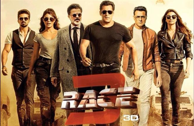 340cde8967374 Race 3 Review  A Race to Nowhere! Hindi Movie