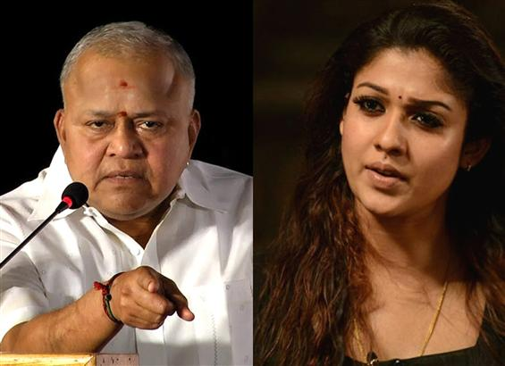 News Image - Radha Ravi ready to 'express regret' to Nayanthara but won't retract statements! image