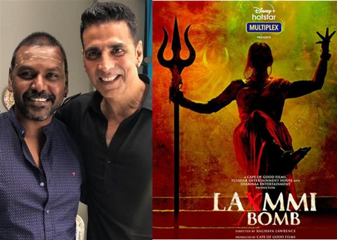Raghava Lawrence's film Laxmmi Bomb to have a trailer release soon!