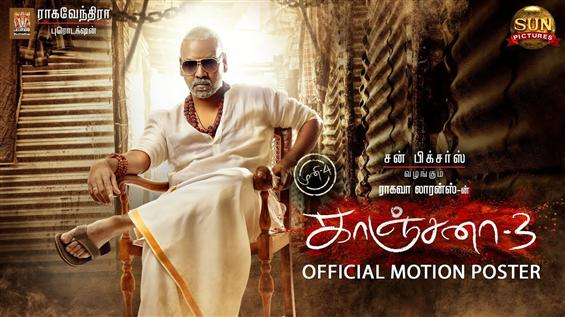 Raghava Lawrence's Kanchana 3 (Muni 4) Motion Post...