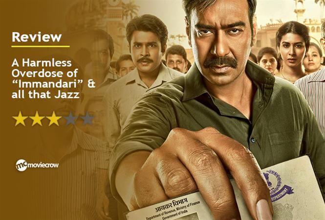 "Raid Review: A Harmless Overdose of ""Immandari"" & all that Jazz"