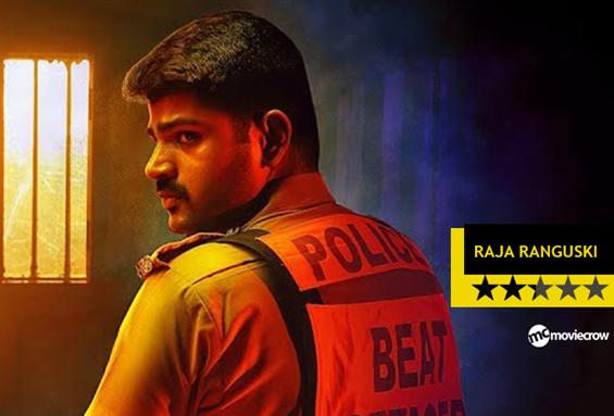Raja Ranguski Review - A crime thriller curbed by ...