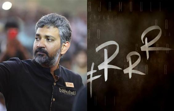 Rajamouli's next is now officially announced