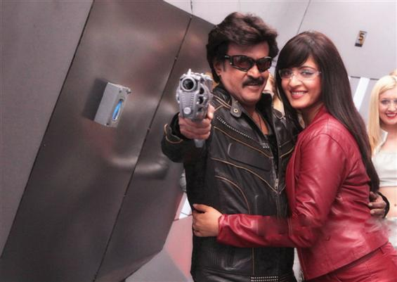 Rajini thrills his Lingaa co-star