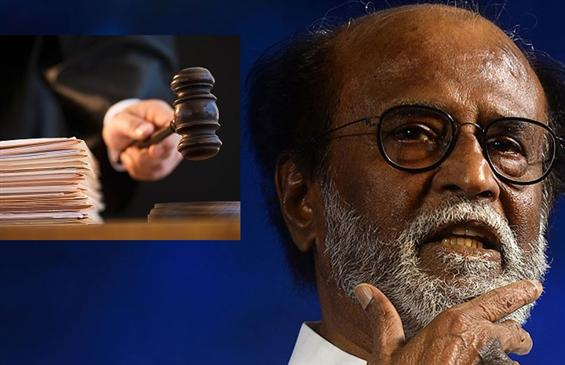 Rajinikanth accepts mistake in property tax row! S...