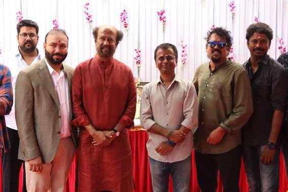 Rajinikanth, A.R. Murgadoss' Darbar begins shooting at Mumbai!