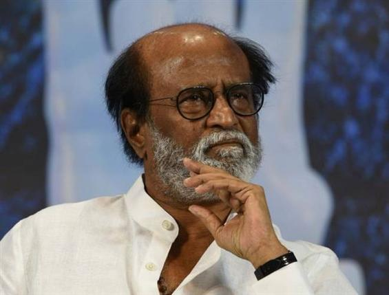 Rajinikanth denies unveiling party name & flag on ...