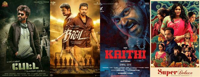 Rajinikanth dominates USA Box Office in 2019