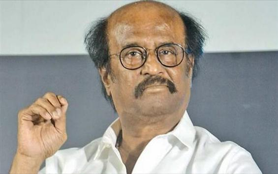 Rajinikanth fans are mass reporting a verified Twi...