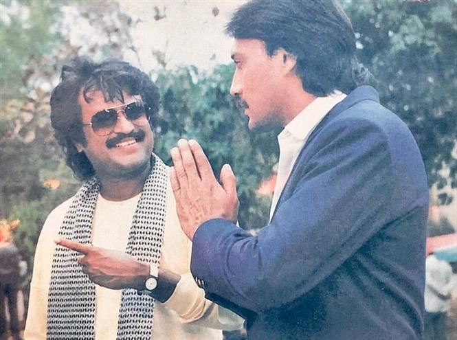 Rajinikanth, Jackie Shroff to share screen-space after 3 decades?