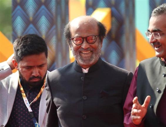 Rajinikanth kick-starts IFFI 50! Superstar to be h...