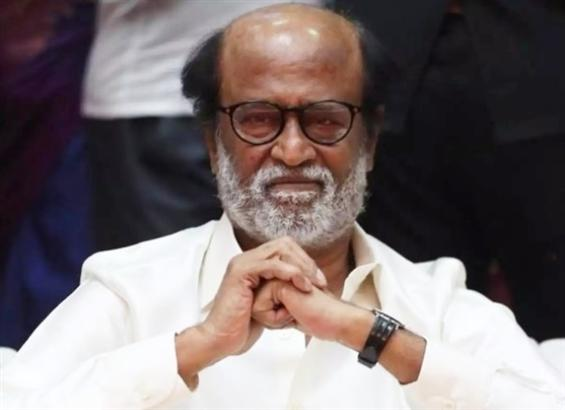 Rajinikanth sends audio message for a hospitalized...