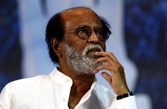 Rajinikanth to be conferred 'Icon of Golden Jubilee' at IFFI 2019