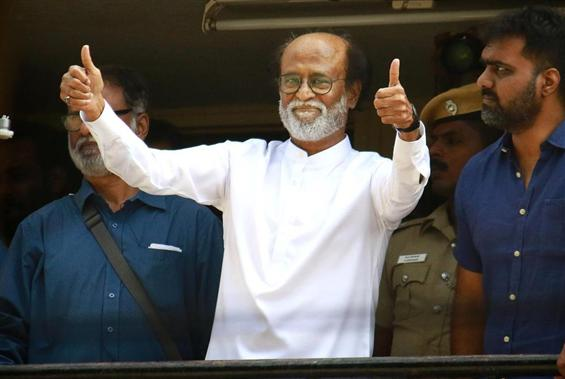 Rajinikanth to not act in movies post 2021!?