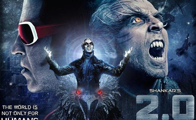 Rajinikanth's 2.0 among MPSE 66th Golden Reel Award Nominees