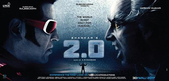 Rajinikanth's 2.0 confirms postponement : Karu, Pa...