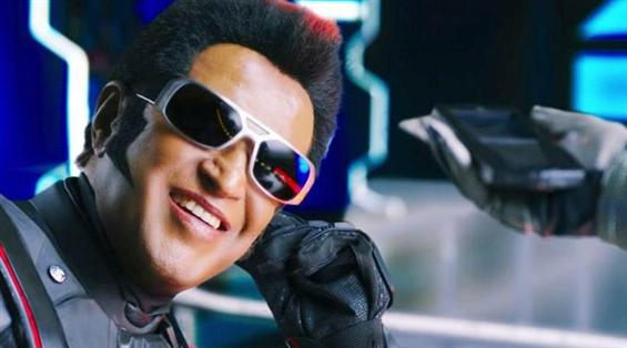 Rajinikanth's 2.0 in demand despite 5 new releases this Christmas weekend!