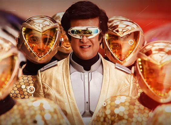 Rajinikanth's 2.0 Trailer to release before Diwali