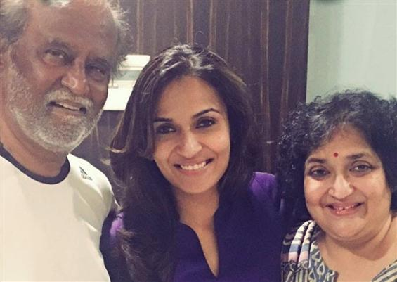 Rajinikanth's daughter releases court order on Latha Rajinikanth-Kochadaiyaan case