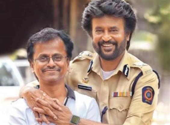Rajinikanth's Dubbing, Audio Launch Prep:Darbar Po...