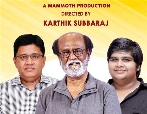 Rajinikanth's next film with Kathik Subbaraj, Sun ...