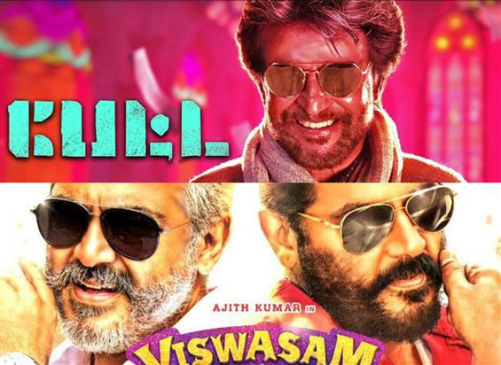 Rajinikanth's Petta to clash with Ajith's Viswasam...