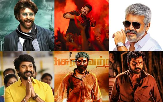 Rajinikanth's Petta tops the list of Highest grossing movies of 2019 at Chennai box office
