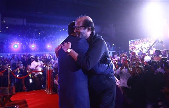 Rajinikanth's political speech about 'Miracles' & ...