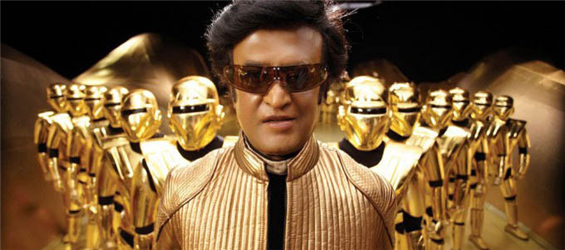 Rajni and Shankar in discussion for Endhiran-2