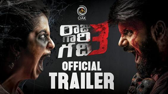 Raju Gari Gadhi 3 Official Trailer reminds us of S...