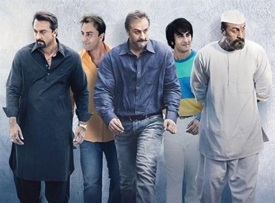 News Image - Ranbir Kapoor's Sanju gets 'Highest Grossing Foreign Language Film' Award  image