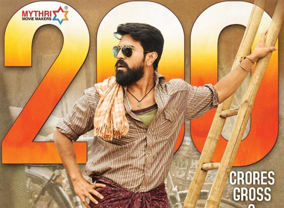 Rangasthalam enters Rs 200 crore club, Ram Charan's highest grosser and first Telugu film of 2018