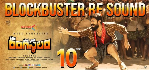 Rangasthalam has a phenomenal first week worldwide