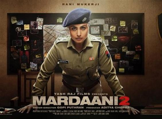 Rani Mukerji's Mardaani 2 first look and teaser is out